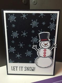 Snow Place Swap #2 by jadoherty - Cards and Paper Crafts at Splitcoaststampers