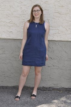 Preppy Dresses, Blue Dresses, Mother Of Pearl Buttons, Tommy Bahama, Navy Blue, Vintage Fashion, Shirt Dress, Shopping, Tops