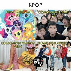 O Jackson é a Pinkie Pie kk Como eu amo ♡~♡ Bts Memes, Got7 Meme, K Meme, Bts Meme Faces, Foto Bts, K Pop, Bts Imagine, Bts Big Hit, Bts Wallpaper