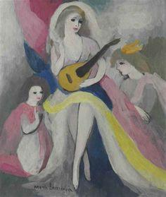 Marie Laurencin, Petit récital