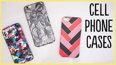 @elizabethforero I saw you liked diy phone case pin, I think you will like this: Here are a few of my favorite handmade cell phone cases and they are all super easy and inexpensive to make! Don't forget to subscribe for new vids every M-W-F by @bmahan519. Follow @cutephonecases to see more DIY Phone Cases