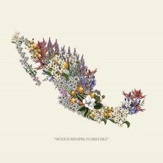 Unidos, México siempre florecerá ¡Buenos días!...