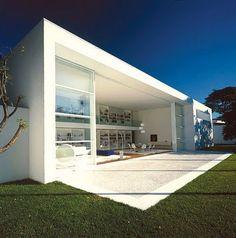 Gamma Issa House, Sao Paulo...Marcio Kogan architect