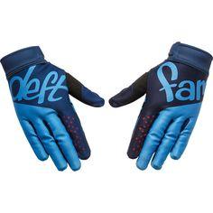 Deft 2017 Catalyst 5 Aura Blue Gloves - Deft Family