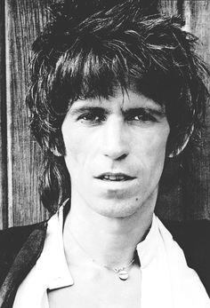 Keith Richards, 1978, NYC, by Michael Putland