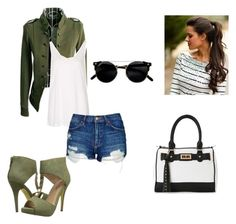 """""""Untitled #37"""" by tyroweowens on Polyvore featuring Michael Antonio, IMoshion and Topshop"""