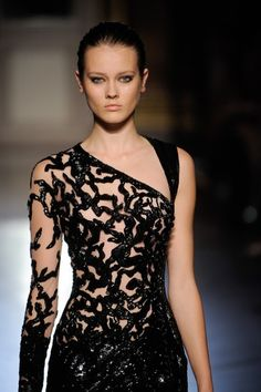 zuhair murad haute couture f/w 2011