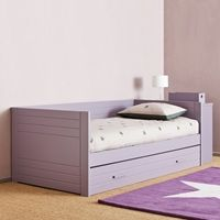KIDS LISO BED with Trundle Drawer | Asoral Bed | Girls Beds | Kids Beds with Storage | Childrens Beds | Wooden Girls Beds | Girls Bedroom Furniture | Available at Cuckooland