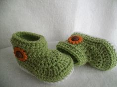 Baby booties,Baby shoes 3- 6 months £6.00