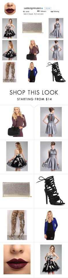 """""""Untitled #758"""" by cheapchicceleb ❤ liked on Polyvore featuring LASplash and harrydress"""