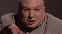 GIPHY is your top source for the best & newest GIFs & Animated Stickers online. Find everything from funny GIFs, reaction GIFs, unique GIFs and more. Dr Evil, Finger Fun, Austin Powers, Stickers Online, Good News, Comedy, Animation, Funny, Movies