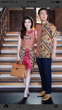 Ide baju batik