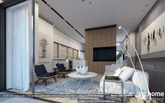 Mẫu thiết kế nội thất căn hộ CH 08 – A chung cư Imperia Garden