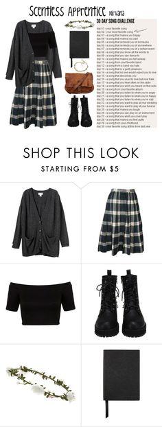"""Day 2 - Scentless Apprentice"" by flowersoflife ❤ liked on Polyvore featuring Monki, Pendleton, Miss Selfridge, Accessorize and Smythson"