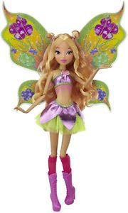 Winx-Club-11-5-FLORA-Deluxe-Fashion-Doll-Believix-Collection-Fairy-Nickelodeon