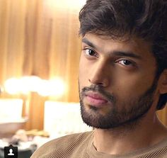 Intense look. Dear Crush, My Crush, Tv Actors, Actors & Actresses, Instagram Dp, Sumo, Anurag Basu, Crush Pics, Couple Romance