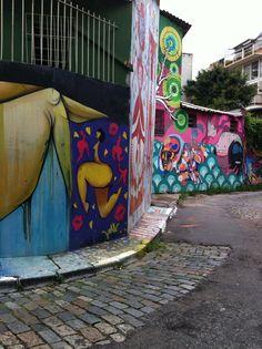 Vila Madalena - São Paulo