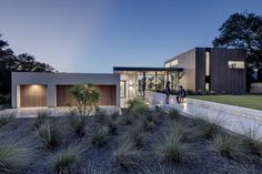 Casa de espacios enmarcados,© Charles Davis Smith
