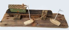 Harbour 9 by AmongstThePebbles on Etsy