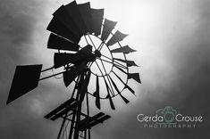 A windmill through the clouds, black&white Windmill, Clouds, Black And White, Blanco Y Negro, Black White, Black N White, Cloud