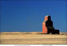 grain elevator near Rockglen, SK