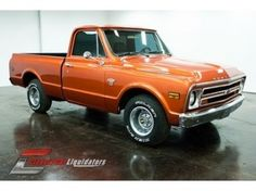 1968 Chevy Trucks for Sale | 1968 Chevrolet C10 SWB Pickup 250 Inline 6 Cylinder Automatic ...