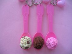 Sweet Shoppe Ice Cream On a Spoon Necklace by robinsjewelrybox
