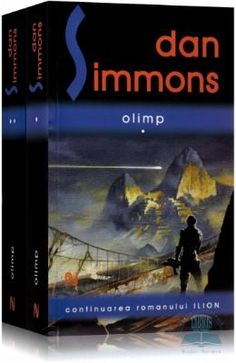 Despre nimicuri si alte fantezii: Dan Simmons, Olimp si alte oferte Dan Simmons