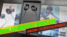 Unboxing - Bose Soundsport Wireless 2017 Review