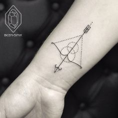 Elegantly Minimal Tattoos by Bicem Sinik - UltraLinx