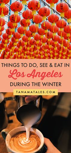 Things to do in Los Angeles during the winter season | California | Los Angeles Snow | Los Angeles Museums | Los Angeles Hiking | Los Angeles Outdoors | Los Angeles Beaches | Los Angeles Cafes and Coffee | Los Angeles Hot Chocolate | Los Angeles Ice Skating | Los Angeles Ramen | Los Angeles Food | Los Angeles Fireplaces | Winter Santa Monica | Winter Venice Beach | Winter Beverly Hills | WInter Hollywood | Los Angeles Fireplaces | Los Angeles Winter Ideas | Los Angeles Warm Winter