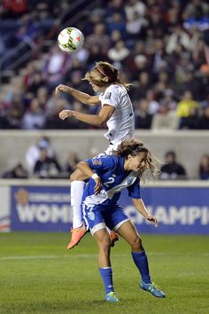 Alex Morgan  vs. Guatemala, Oct. 17, 2014. (U.S. Soccer)