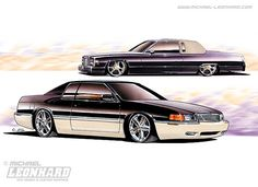 Low Cadillacs by leonharddesign
