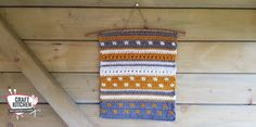 Wandhanger haken met Durable Macramé. Crochet Art, Friendship Bracelets, Blankets, Crafts, Craft Work, Manualidades, Blanket, Handmade Crafts, Cover