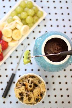 100 coisas para fazer com seus filhos antes que eles cresçam: Fondue de chocolate | cozinha pequena