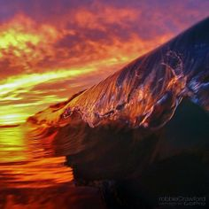 <3 Water Art, Sunrise, Surfing, Waves, Photography, Outdoor, Photos, Outdoors, Photograph