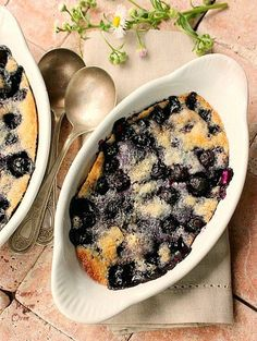 Blueberry Cake For Two is part of Fast dessert Recipes - Blueberry Cake for Two You're going to love this recipe for 2 reasons,it can be made in literally minutes and the flavor for such a fast dessert is amazing Mug Recipes, Sweet Recipes, Cooking Recipes, Cooking Ideas, Fast Dessert Recipes, Cooking Games, Cooking Classes, Cake Recipes, Recipies
