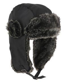 8f22970e92400 Fur Trim Trapper Hat - StyleSays I Want Love