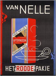 Van Nelle, 1946-1947