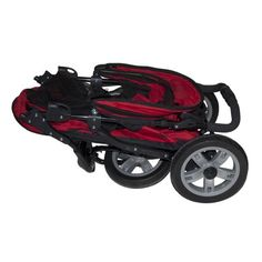 Pet Gear AT3 Generation 2 All Terrain Pet Stroller for pets up to 60Pounds Red Poppy *** Learn more by visiting the image link.