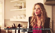funniest hanna quotes from pretty little liars | pretty little liars pll pll quote ashley benson hanna marin quote ...