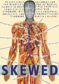 Skewed: Psychiatric Hegemony and the Manufacture of Mental Illness in Multiple Chemical Sensitivity, Gulf War Syndrome, Myalgic Encephalomyelitis and Chronic Fatigue Syndrome by Martin J. Walker http://www.amazon.co.uk/dp/095196464X/ref=cm_sw_r_pi_dp_naV4vb0Y2PQR9