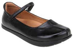 Kalso Earth Shoe Solar Black Leather