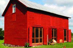 farm house barn house