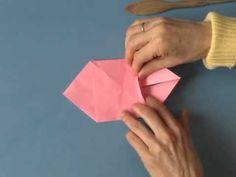 Origami Tutorial Butterfly Beautiful 63 Ideas For 2019 Easy Origami Flower, Origami Butterfly, Origami Flowers, Origami Plane, Rose Tutorial, Iris Folding, Useful Origami, Origami Tutorial, Crafty Projects