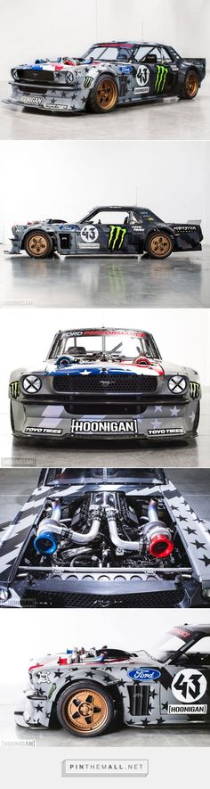 Sometimes It's Just Not Enough - Ken Block's 1965 Ford Mustang Hoonicorn RTR V2