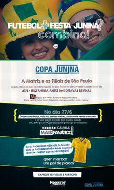 Campanha Copa Junina
