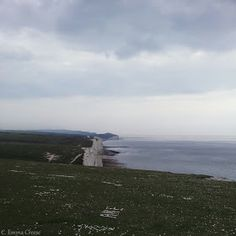 The Seven Sisters Walk, East Sussex