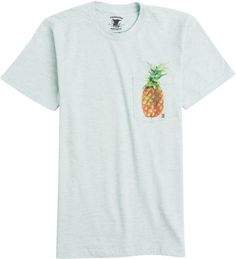 Pineapple pocket tee. http://www.swell.com/New-Arrivals-Mens/FREEDOM-ARTISTS-PINEAPPLE-SS-POCKET-TEE?cs=MT