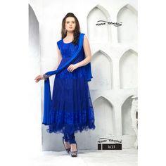 Designer Blue Net